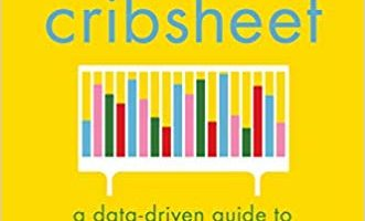 Book Review: Cribsheet by Emily Oster